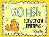 Consonant Digraphs {Go Fish} Word Work [Reading] Station C
