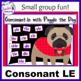 Consonant -le with Puggle the Dog