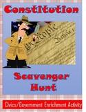 Constitution Scavenger Hunt