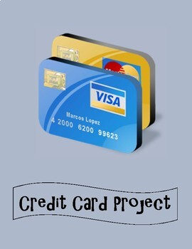 Consumer Math - Credit Card Project