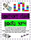 Context Clues Board Game (Great Center or Workstation!)