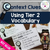 Context Clues Packet Using Tier Vocabulary