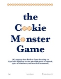 Cookie Monster - ELA Game