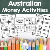 Cool Coin Combinations: Australian Version {Money Activities}