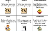 Cooperative Group Task Cards