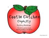 Cootie Catcher - Capacity