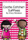 Cootie Catcher - Suffixes