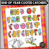 Cootie Catchers End of the School Year