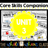 Core Knowledge Companion: Skills Unit 3