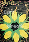 Corn Wreath - 30 Craft Kits