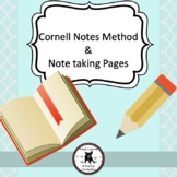 Cornell Notes Method