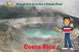Costa Rica Poster