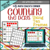 Count the Days Using Ten-Frames