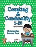 Counting & Cardinality 1-20