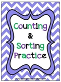 Counting & Sorting Worksheets