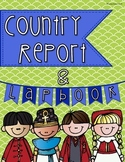 Country Report Booklet. 3rd, 4th, 5th, 6th grades