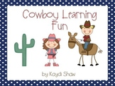 Cowboy Learning Fun