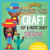 Cowboy and Cowgirl Craft