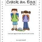 Crack an Egg - Short e and i word work