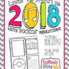 Craftivity: Livin' the Dream in 2015 with Rockin' Resolutions