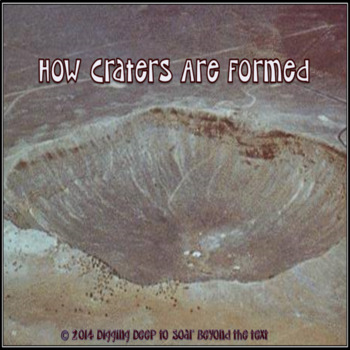 Crater Experiment ~ STEM