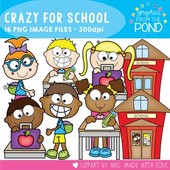 Crazy For School
