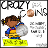 Crazy for Coins! {Activities, Centers, Printables and More