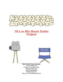 Create a Historical Movie Trailer Project
