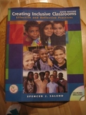 Creating Inclusive Classrooms:  Effective and Reflective P