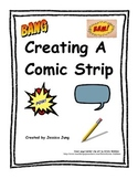 Creating a Comic Strip