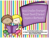 Creation Emergent Reader Book