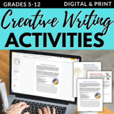 Creative Writing Activities to Help Build Confident Writers