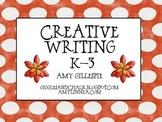 Creative Writing K-3