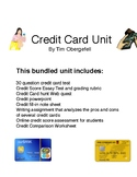 Credit Card Bundled Unit