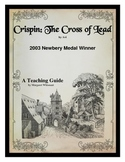 Crispin:  The Cross of Lead  Teaching Guide Novel Study