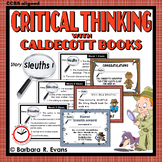 Critical Thinking -- Story Sleuths I (Caldecott books)