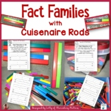 Cuisenaire Rods Fact Families