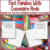 Cuisenaire Rods Fact Families