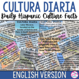Cultura Diaria - Daily Hispanic Culture Facts for Each Day