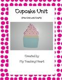 Cupcake Unit with Craftivity