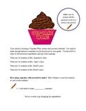 Cupcake War Math Practice Simulation!