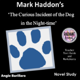 Curious Incident of the Dog in the Night Time Text Guides