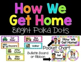 How We Get Home {Bright Polka Dots}