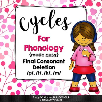 Cycles for Speech Therapy FCD