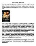 Cyrano de Bergerac - Résumé du film