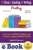 D7101 Poetry - COMPLETE eBOOK UNIT