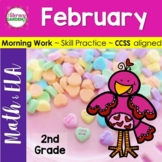 DAILY COMMON CORE & MORE - February {2nd Grade}