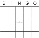 DEMONSTRATIVE BINGO - teach emotions enjoyably!