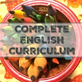 DIGITAL DOWNLOAD: Entire English Curriculum Common Core (M