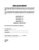 DRA Letter for Parents
